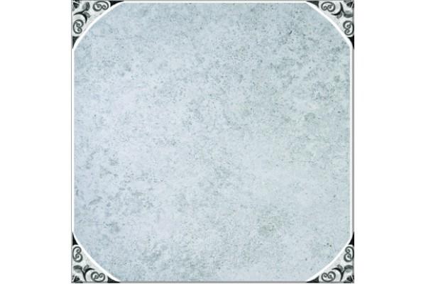Глазурованный керамогранит Cersanit Palmira серый 32,6х32,6