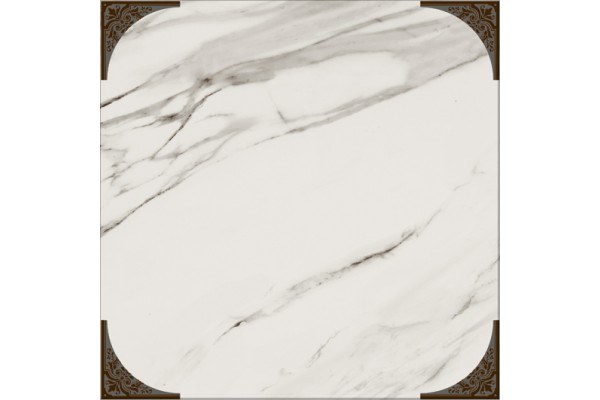 Напольная плитка Click Calacatta Estrella 45x45