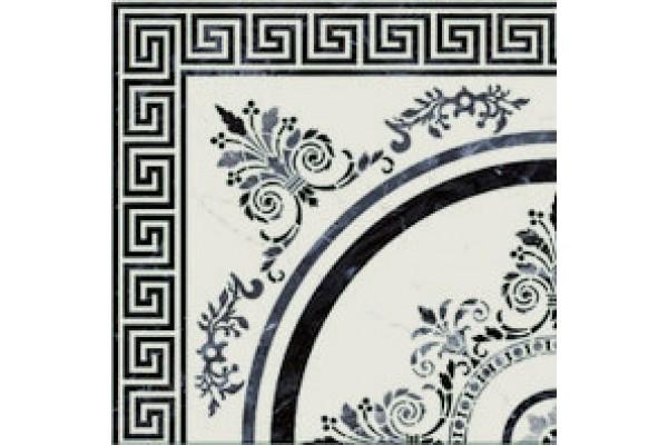 Напольная плитка Click Estatuario Roseton 45x45