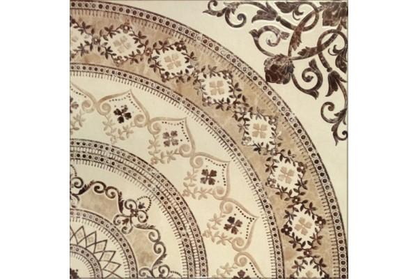 Напольная плитка Click Venecia Roseton 45x45