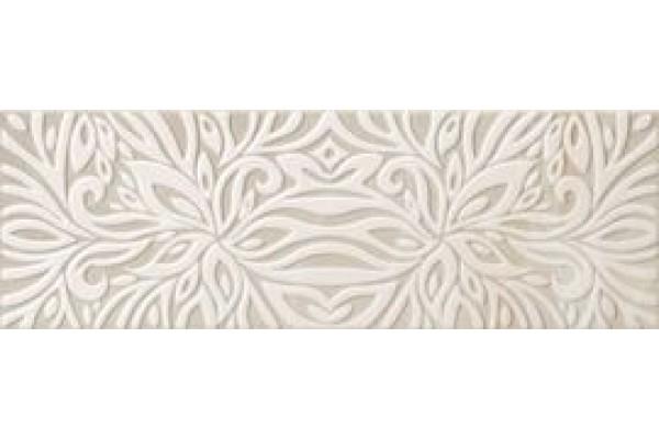 Декор Cristal Ceramicas Decor Folie Cream 20x60