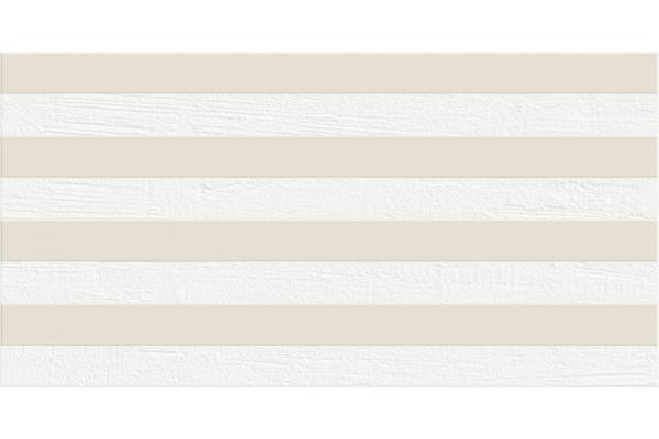 Плитка Domino Mundi Stripe Beige 34x66,5