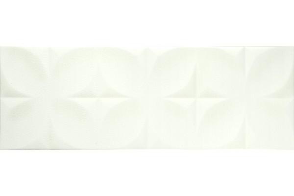 Плитка Fanal Albi Blanco Flor 90 31,6x90