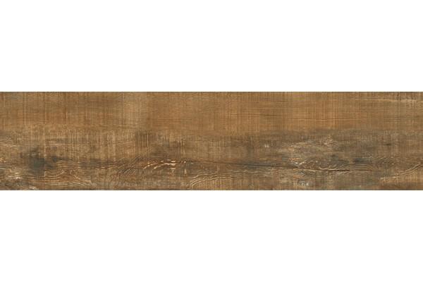 Керамогранит Керамика Будущего Граните Вуд Эго коричневый SR 120x29,5