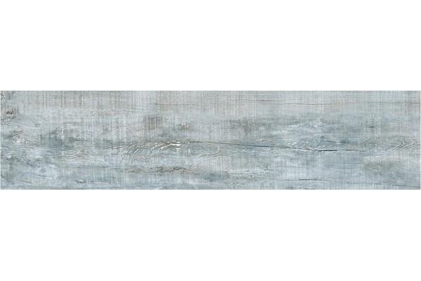 Керамогранит Керамика Будущего Граните Вуд Эго серо-голубой SR 120x29,5