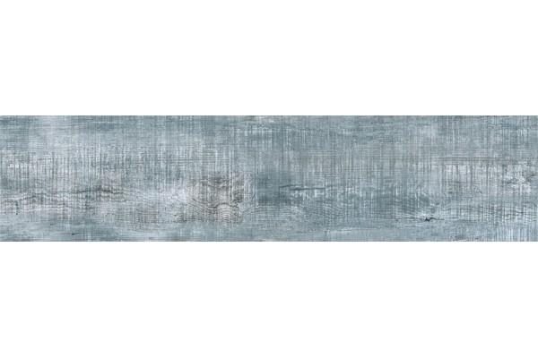 Керамогранит Керамика Будущего Граните Вуд Эго синий LR 120x29,5