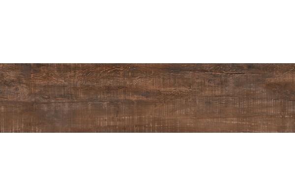 Керамогранит Керамика Будущего Граните Вуд Эго темно-коричневый SR 120x29,5