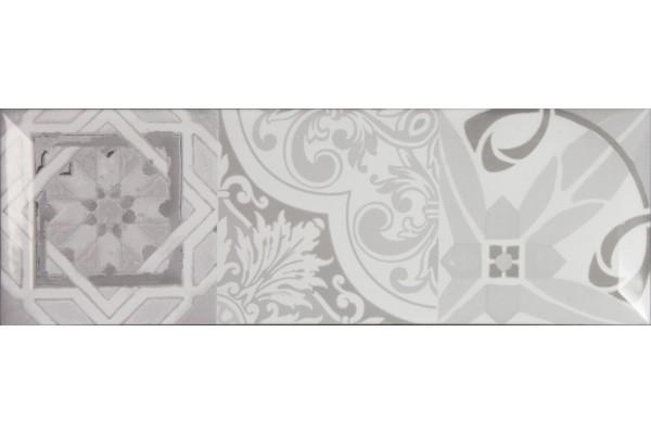 Плитка Monopole Antique gris brillo bisel 10x30