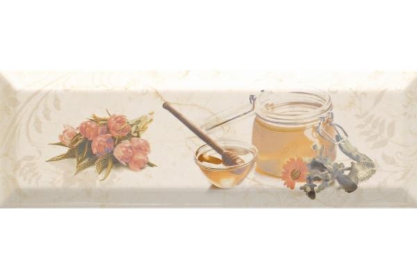Декор Monopole Bonjour Miel Marfil 10x30