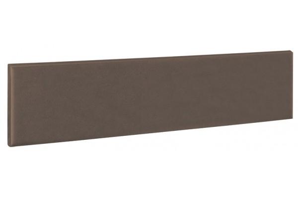 Плитка фасадная Simple brown R 24,5х6,5 (1,00)
