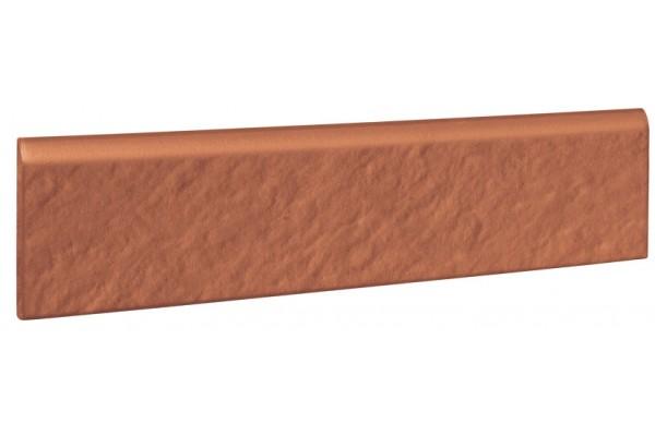 Цоколь Opoczno Simple red 3-d R 30х8 S