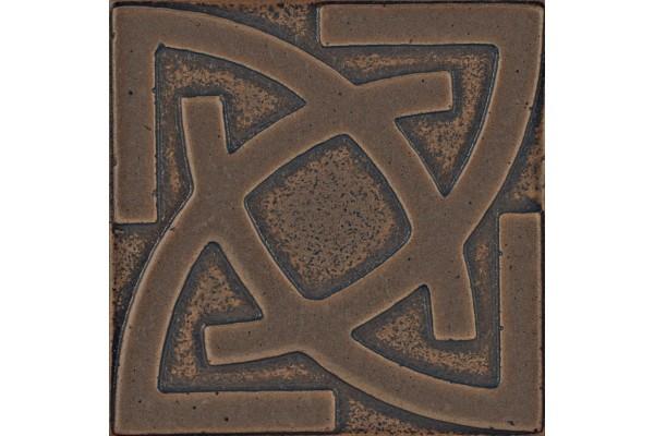 Уголок Vitra Enigma бронзовый 5x5