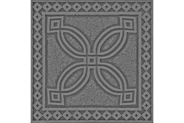 Уголок Vitra Enigma серебряный 5x5