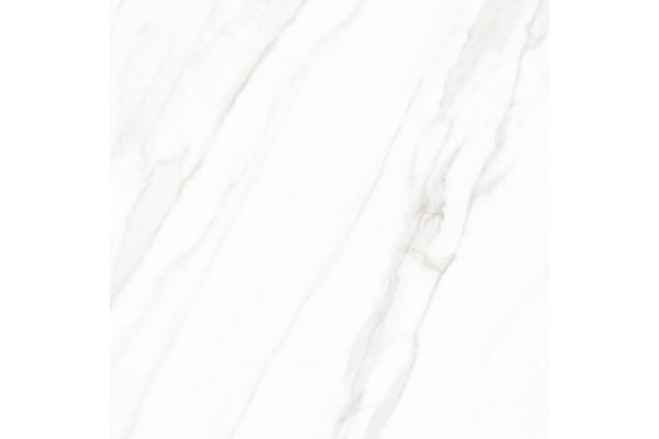 Керамогранит Vitra Marmori Калакатта белый 60x60