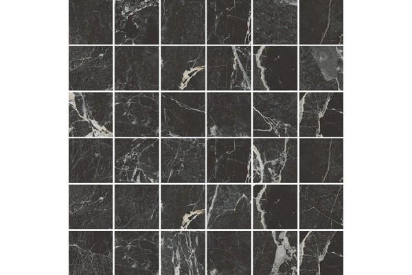 Мозаика Vitra Marmori С.Лорен черный 30x30