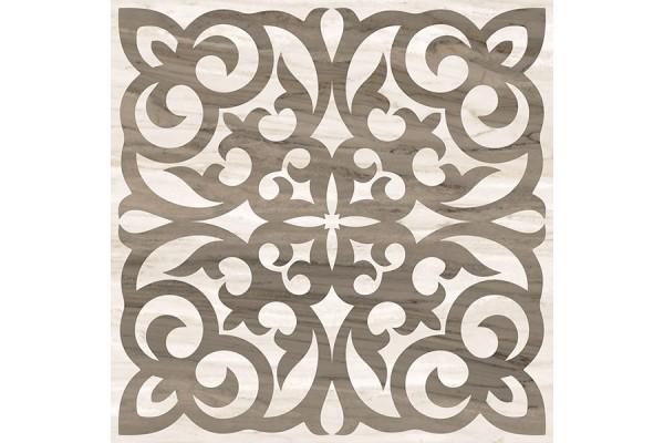 Керамогранит Vitra Palissandro декор коричневый 60x60