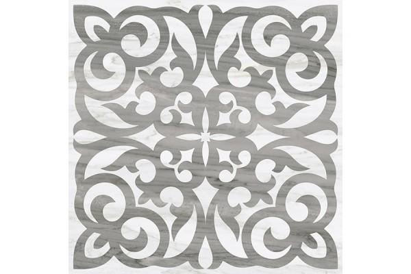 Керамогранит Vitra Palissandro декор серый 60x60