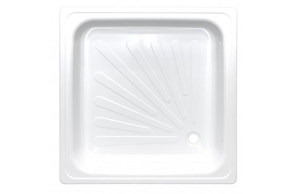 Душевой поддон ВИЗ Antika APS-80101, 80х80х15, квадратный