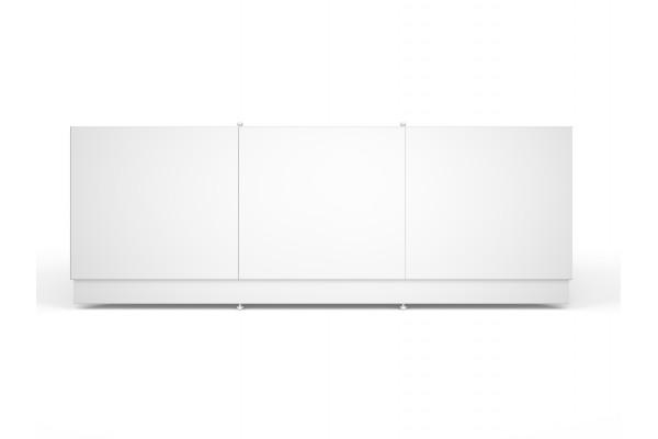 Экран под ванну Cersanit Type Click 150 см, ультра белый