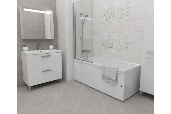 Экран под ванну Cersanit 150 см тип 2,  ультра белый