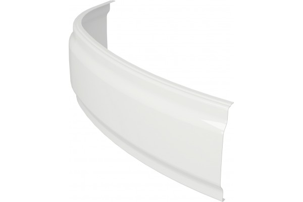 Экран под ванну Cersanit Joanna 150 см, правый, ультра белый