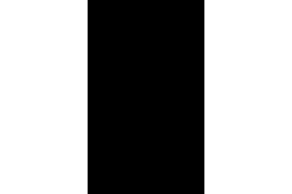 Мойка Alcora Виктория 50,2x50,2, обсидиан