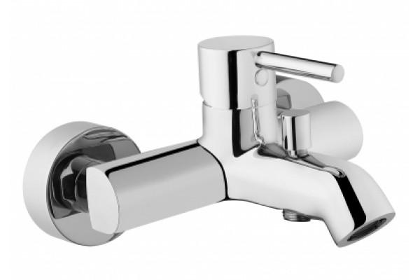Смеситель Vitra, Minimax S для ванны, без душевого комплекта, хром