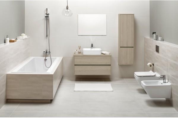 Акриловая ванна Cersanit Crea WP-CREA*150NL, 150x75, ультра белый