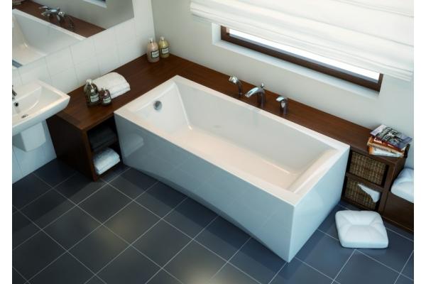 Экран под ванну боковой Cersanit Virgo 80 см