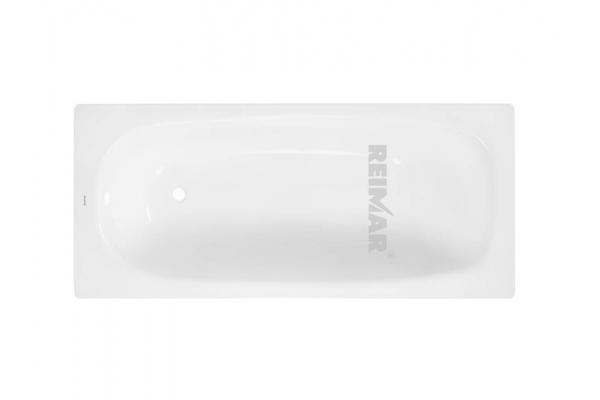 СтальнаяваннаВИЗ ReimarR-54901, 150х70,с полимерным покрытием, с ножками