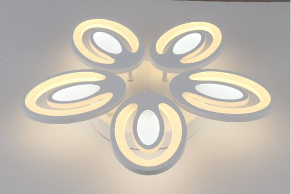 Люстра Almas 39038-5, LED 170W (58*9)