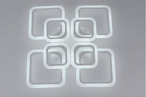 Люстра Estero 39205-4+4, LED 176W (58*12)