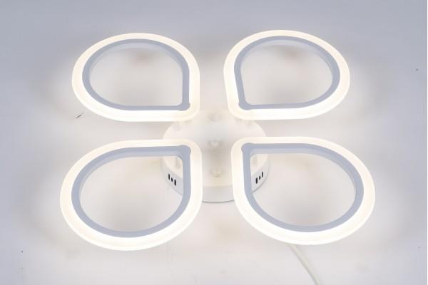 Люстра Lagrima 39226-4, LED 96W (64*9)