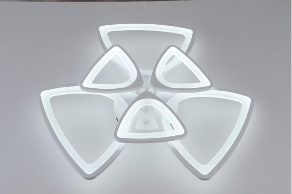 Люстра Peligroso 39083-3+3, LED 180W (60*13,5)