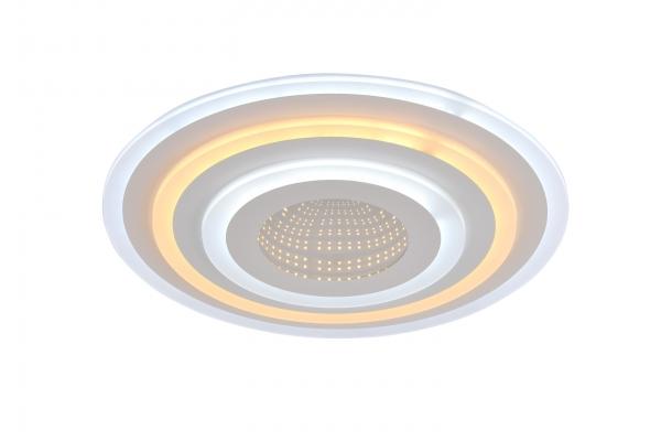Светильник светодиодный Schaffner Gameto 63200-500-3D, LED 126W, с пультом