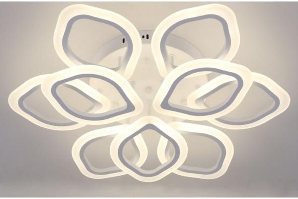 Люстра Schaffner Ruido 39207-9, LED 144W, с пультом