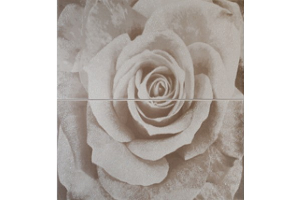 Декор от панно Dream Beige Roze х 2 - 1 30х60